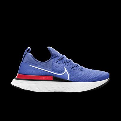 Nike React Infinity Run Flyknit Blauw CD4371-400