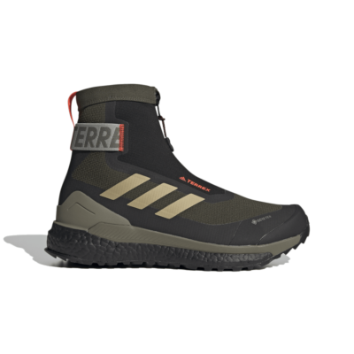 adidas Terrex Free Hiker COLD.RDY Bergschoenen Feather Grey FU7222