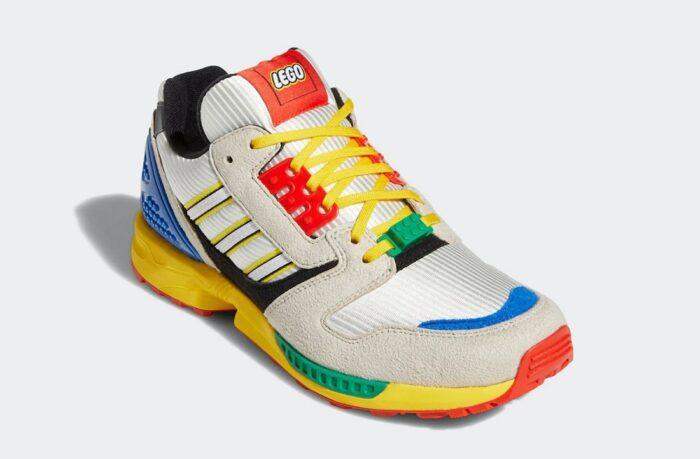 adidas zx8000 lego