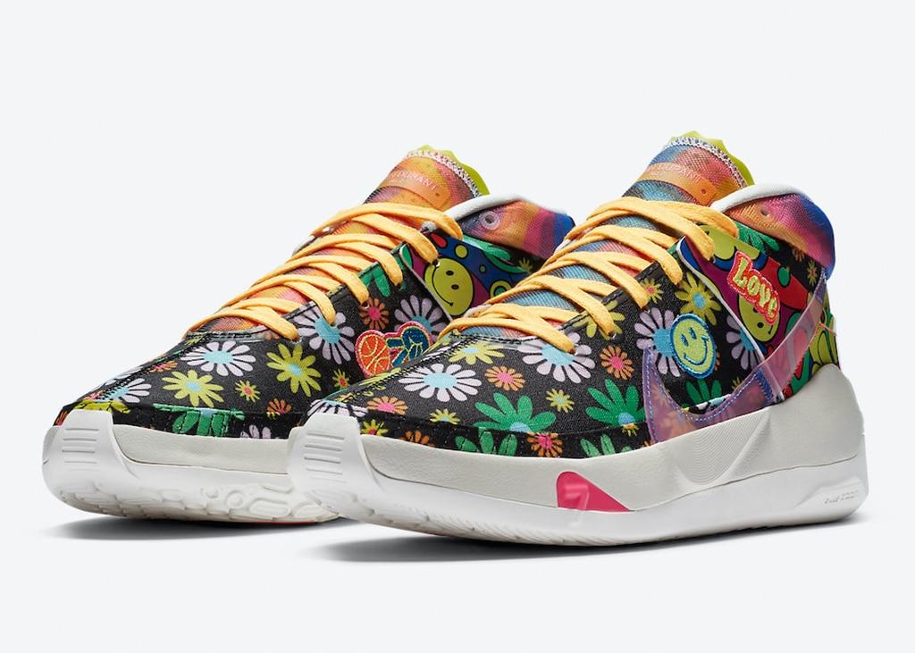 Nike sluit deze summer of love af met een nieuw paar Nike KD 13