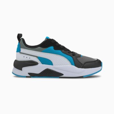 Puma X-Ray sportschoenen Blauw / Zwart / Grijs 372920_10