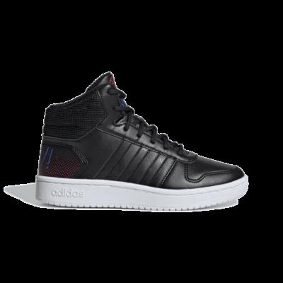 adidas Hoops Mid 2.0 Core Black EE8547