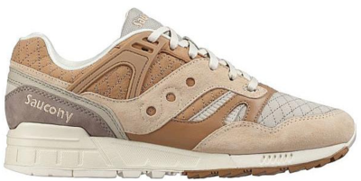 Saucony Grid SD Quilted Tan S70308-2