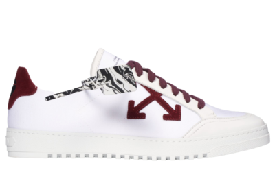 Off-White Low Top 2.0 White OMIA042F20FAB0010128