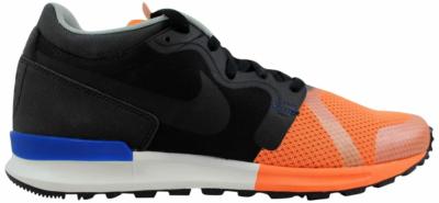 Nike Berwuda Mid QS Black/Black-Atomic Orange-Golden 599473-008