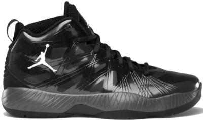 Jordan 2012 Lite Black White 524922-001