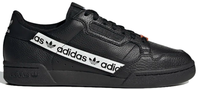 adidas Continental 80 Core Black H68724