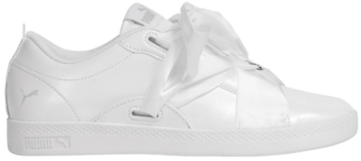 PUMA Smash Buckle Dames Sneakers 369638-01 wit 369638-01