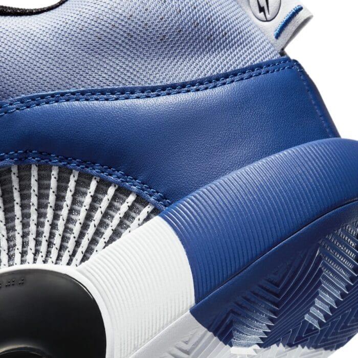 close up nike Air Jordan 35 fragment