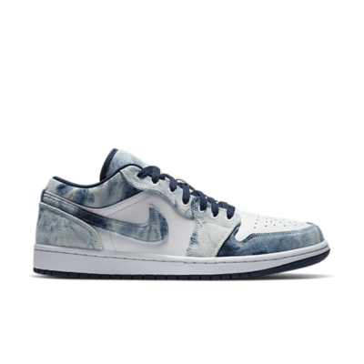 Jordan 1 Low Washed Denim CZ8455-100