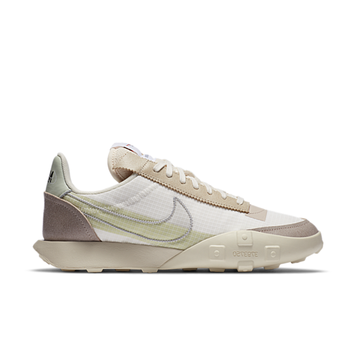 """Nike WMNS WAFFLE RACER LX SERIES QS """"PALE IVORY"""" CW1274-100"""
