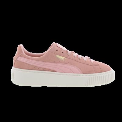 Puma Suede Platform Pink 363559 05