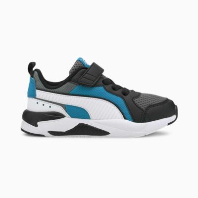 Puma X-Ray AC sportschoenen Blauw / Zwart / Grijs 372921_10