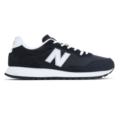 Herren New Balance Unisex 527 Black/White