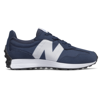 New Balance 327 Natural Indigo/White