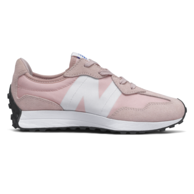 New Balance 327 Space Pink/White