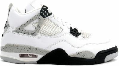 Jordan 4 OG White Cement (1989) 4362