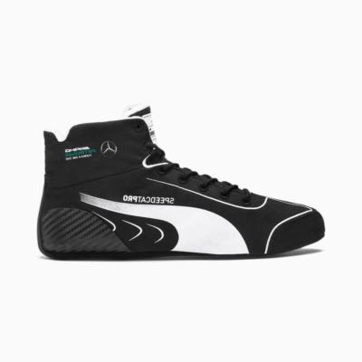 Puma Mercedes SpeedCat Pro Valtteri Bottas Motorsport schoenen voor Heren 306792_01