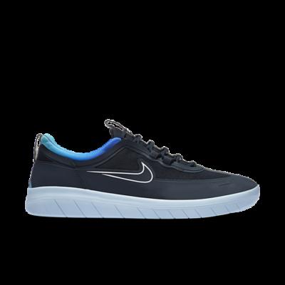 Nike SB Nyjah Free 2 Dark Obsidian Hyper Jade CU9220-400