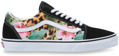 VANS Tropical Animal Check Old Skool  VN0A5AO92FB