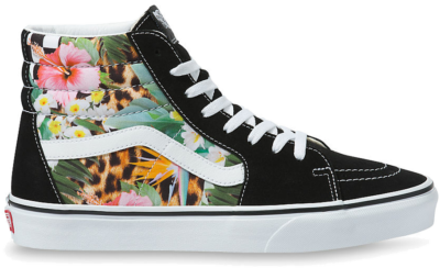 VANS Tropical Animal Check Sk8-hi  VN0A4U3C2FB