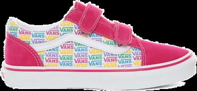 VANS Rainbow Vans Old Skool V Kinderschoenen  VN0A4UI10GW