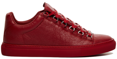 Balenciaga Arena Low Rouge Grenade 483494WAY406212