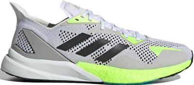 adidas X9000L3 Black Grey Signal Green EH0054