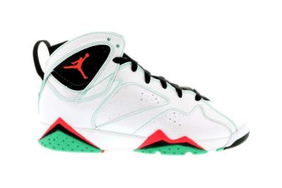 Jordan 7 Retro Verde (GS) 705417-138