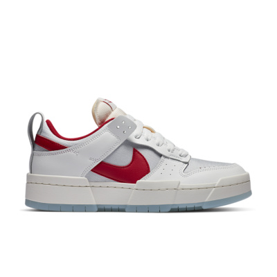 "Nike WMNS DUNK LOW DISRUPT ""SUMMIT WHITE"" CK6654-101"