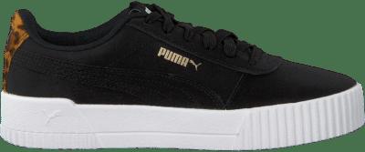 Puma Carina Leo sportschoenen voor Dames Zwart 373228_01