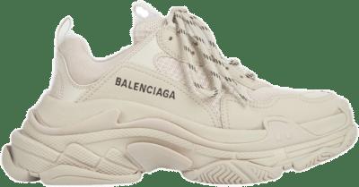 Balenciaga Triple S Beige (W) 524039W2FW19700