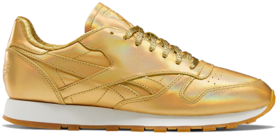 Reebok Classic Leather Schoenen Gold Metallic / Gold Metallic / Gold Metallic FX7194