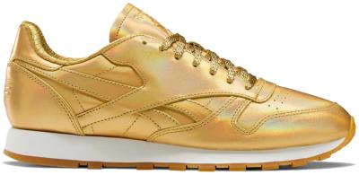 Reebok Classic Leather Schoenen Gold Metallic / Gold Metallic / Gold Metallic FX7194
