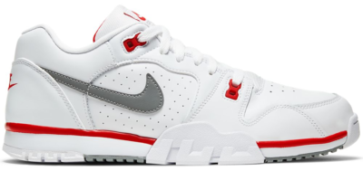 Nike Cross Trainer Low White Red Grey CQ9182-100