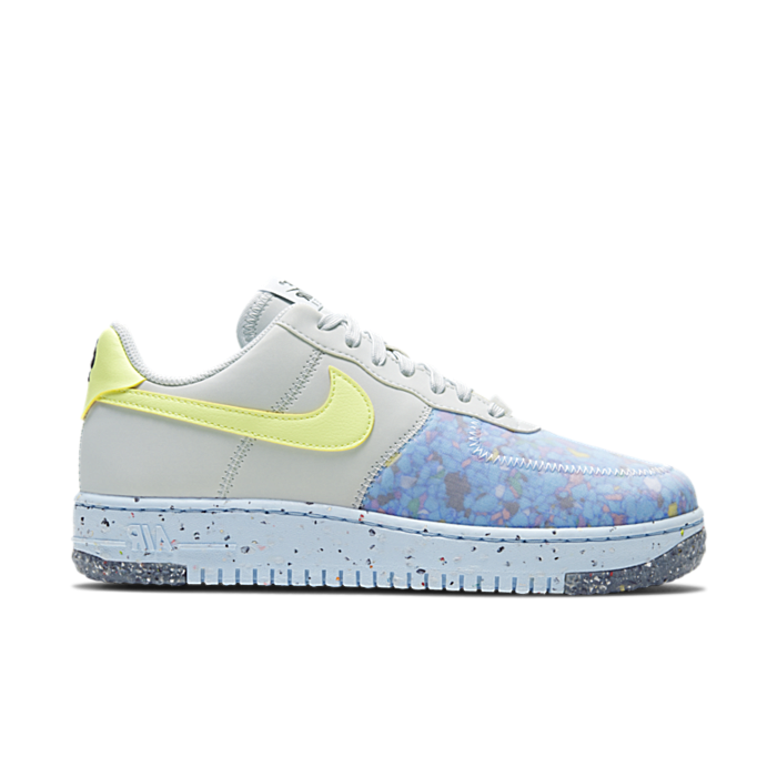 """Nike WMNS AIR FORCE 1 CRATER """"PURE PLATINUM"""" CT1986-001"""