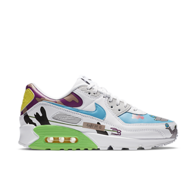 Nike Air Max 90 Flyleather Ruohan Wang CZ3992-900
