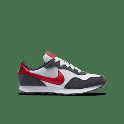 Nike MD Valiant GS 'Dark Grey University Red' White CN8558-003