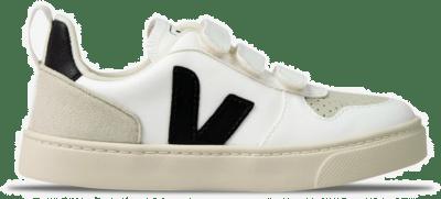 """Veja Small V-10 """"White/Black"""" CXV072406J"""