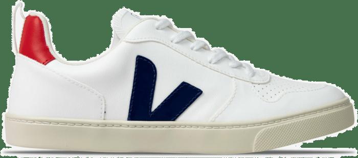 """Veja Women's Small V-10 """"White"""" CXL072173J"""