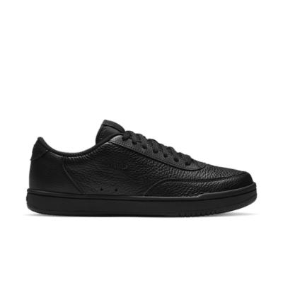 Nike Court Vintage Premium Zwart CW1067-003