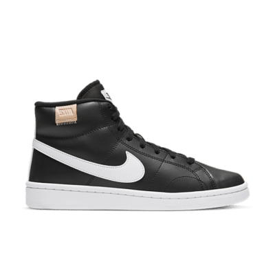 Nike Court Royale 2 Mid Zwart CT1725-001