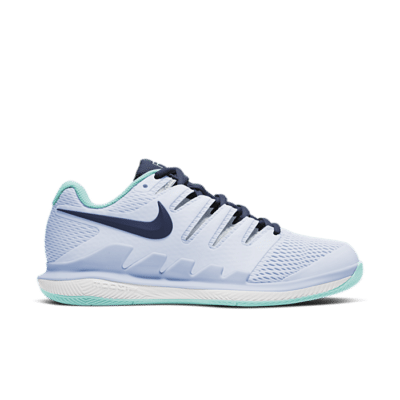 NikeCourt Air Zoom Vapor X Hardcourt Grijs AA8027-010