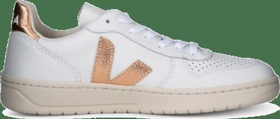 Veja Wmns V-10 Leather Extra White  VX022279A