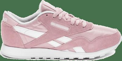 Reebok Classic Nylon Schoenen Classic Pink / White / White FW2185