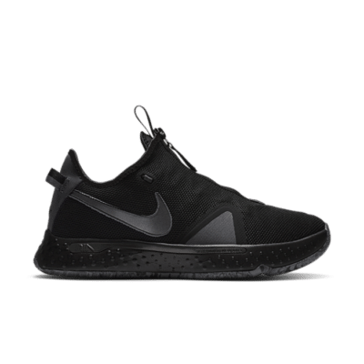 "Nike PG 4 ""Triple Black"" CD5079-005"