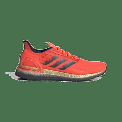 adidas Ultraboost PB Solar Red FW8861