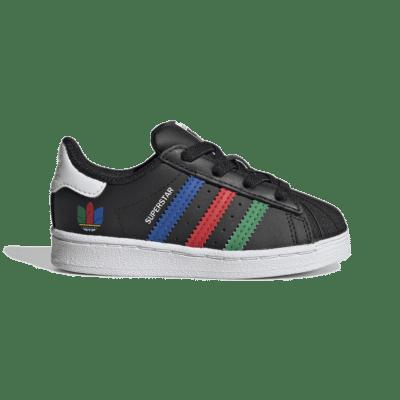 adidas Superstar Core Black FW5239