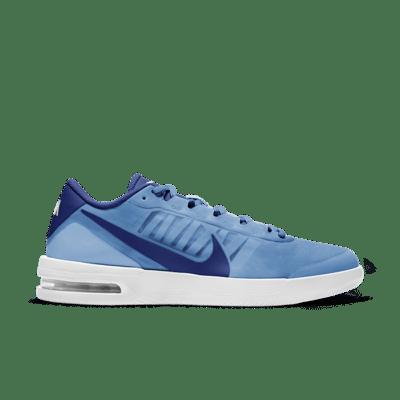 NikeCourt Air Max Vapor Wing MS Blauw BQ0129-400