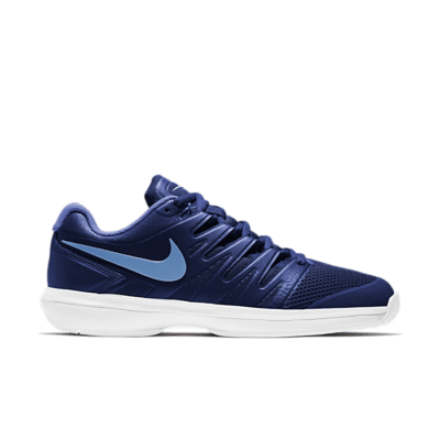 NikeCourt Air Zoom Prestige Blauw AA8020-401